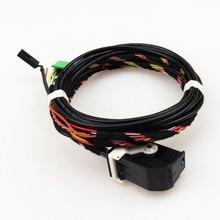 READXT 9W2 9W7 Auto Bluetooth Stecker Kabelbaum Kabel Für Passat B6 Golf 5 MK5 6 MK6 Tiguan Polo RCD510 RNS510 1K8 035 730D