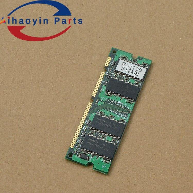 1 stücke refubish RAM 512M für Ricoh Aficio MP4000 MP5000 MP4001 MP5001 MP2550 MP3350 MP2851 MP3351