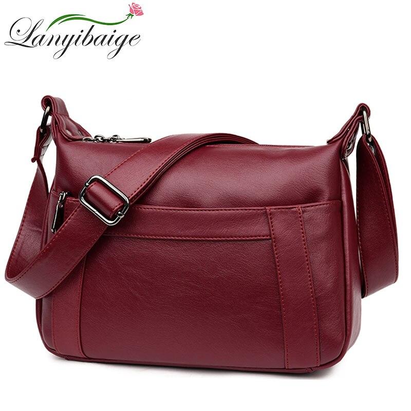2019 große Tasche Frauen Messenger Taschen Luxus Handtaschen Frauen Taschen Designer Hohe Qualität Leder Crossbody Schulter Taschen Sac EIN Haupt