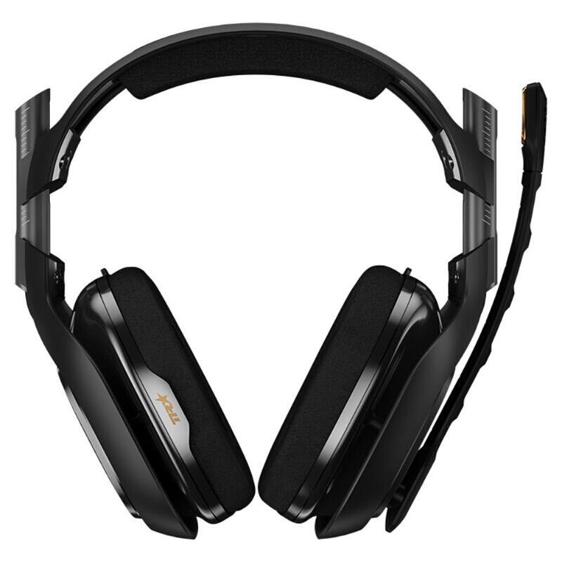 Fone de Ouvido Fone de Ouvido com Microfone para Xbox tr com Fio Logitech Astro Gamer Profissional Gaming com Microfone para Xbox ps Lol Pubg Computador Portátil A40