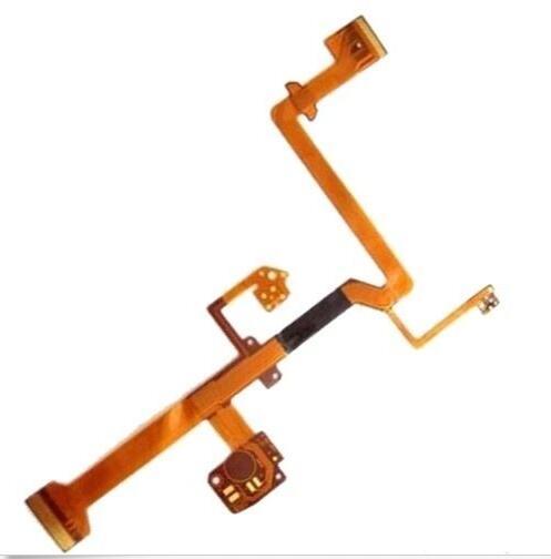 Шлейф ЖК-дисплея для Panasonic PV-GS80 GS85 GS88 GS320 GS328 GS330, запасные части для видеокамеры