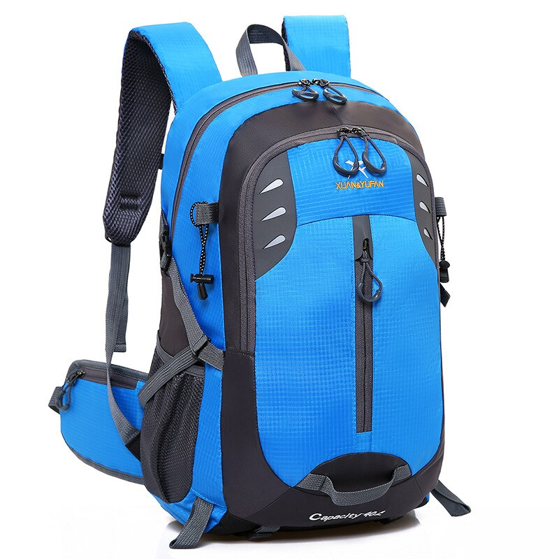 حقيبة ظهر رجالي للسفر سعة 40 لتر حقيبة ظهر نسائية حقيبة كمبيوتر محمول موتشيلا مضادة للمياه من النايلون حقائب مدرسية للرجال