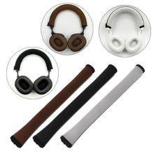 1PC Repacement Stirnband Kissen Stand Pads Abdeckung Kopfhörer Protector für Audio-Technica ATH-SR5 ATH-MSR5