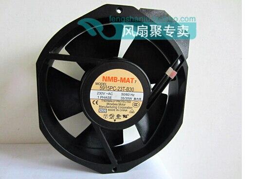 Nuevo original NMB 17cm17038 5915PC-23T-B30 230 V 35W172*150*38mm marco de aluminio AC ventilador