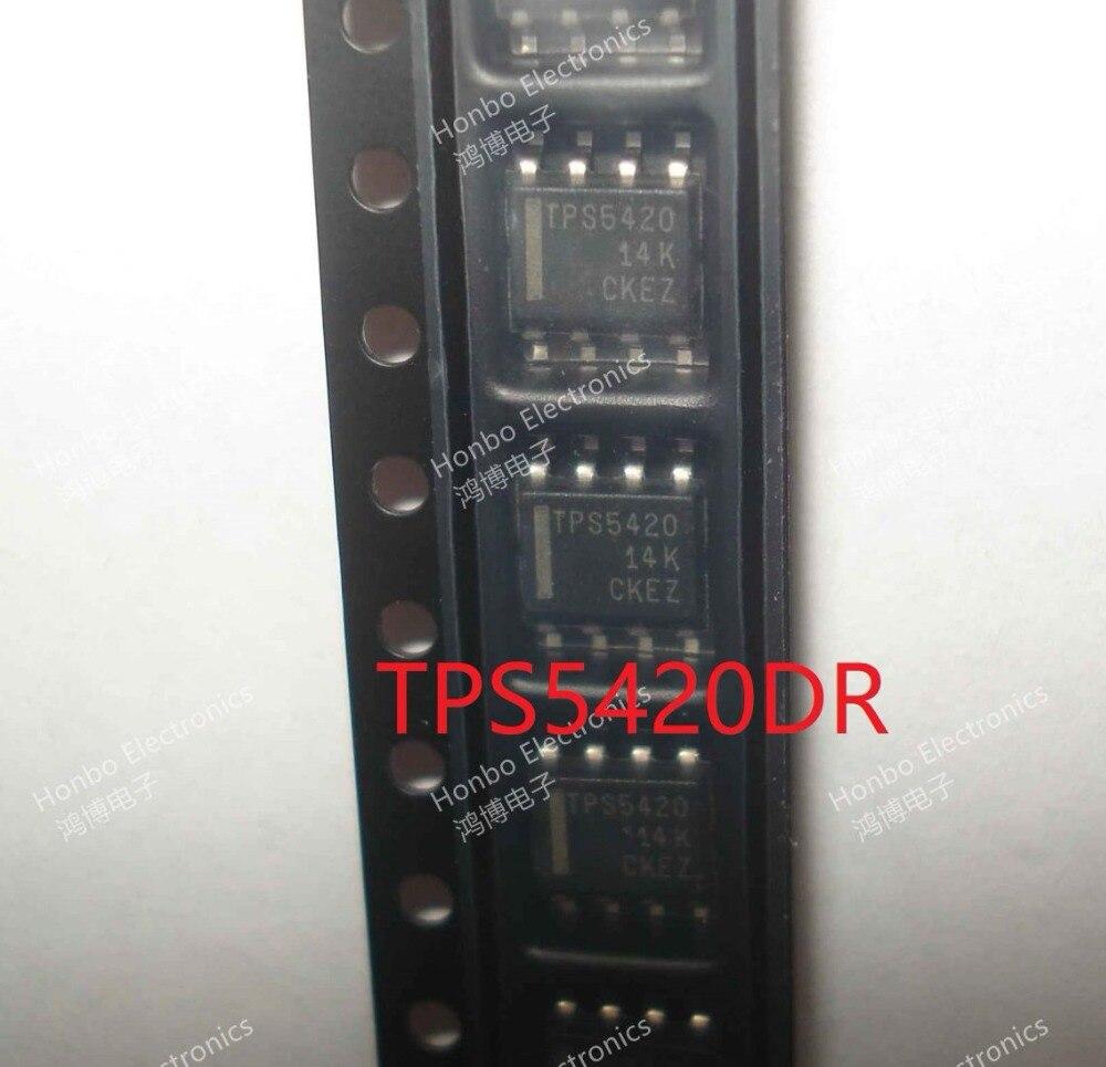 100% Novo SOP TPS5405DR TPS5420D TPS54231D TPS40200QDRQ1 TPS54329EDDAR TPS54331DDAR TPS54335ADDAR TPS54336ADDAR