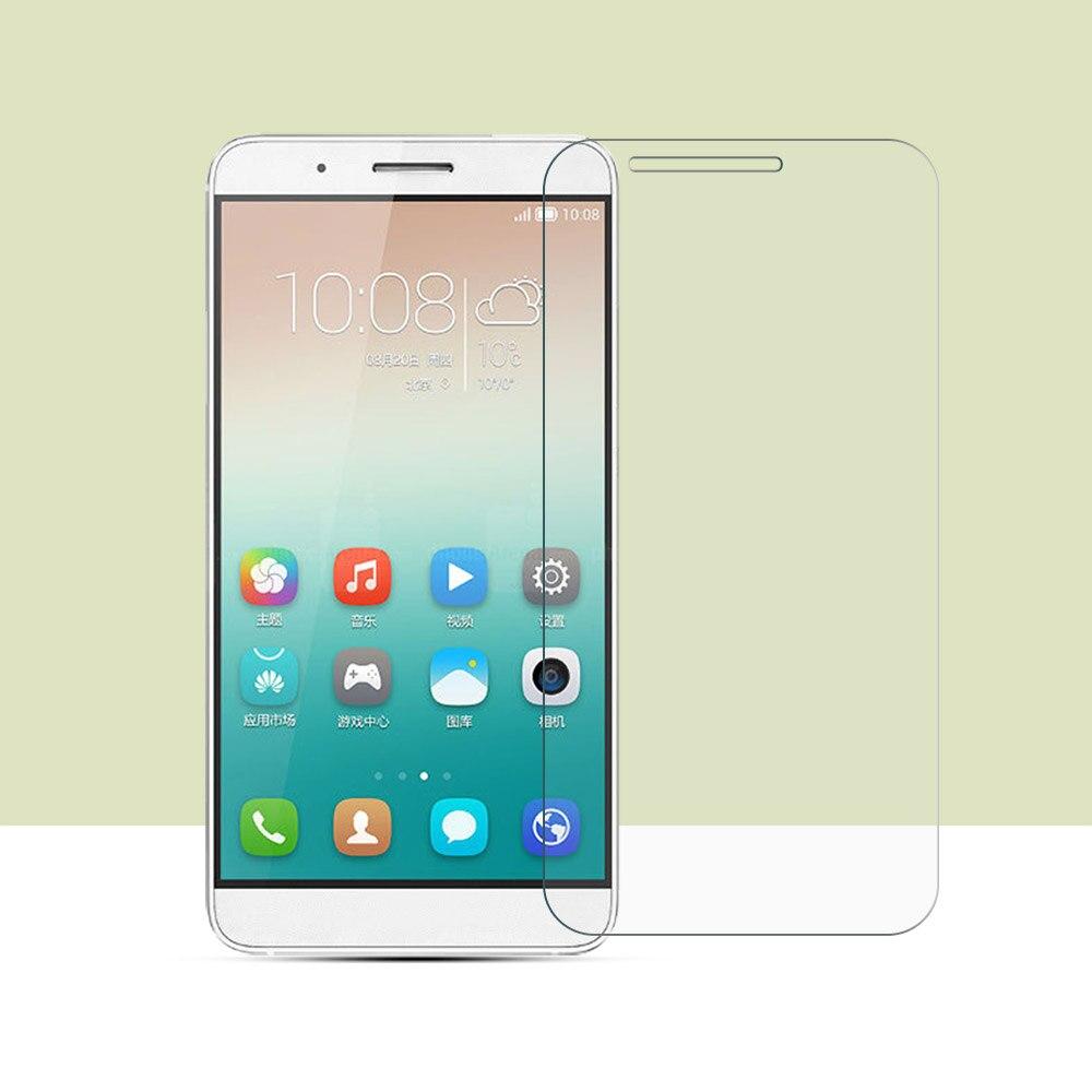 Protector de pantalla para Huawei Honor 7i Shot X vidrio templado 2.5D borde curvado película protectora para Huawei Honor 7i Shot X 0,26mm
