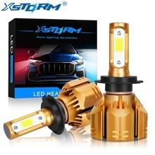 XSTORM H7 Led H1 H3 H4 H8 H11 HB4   HB3 H13 9004 9007 HIR2, feux automobiles blancs 60W 9000LM 6000K