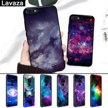 Lavaza space for galaxy universe Silicone Case for Huawei Mate 10 Pro 20 30 Lite Nova 2i 3 3i 4 5i Y6 Y5 Y9 2019 Y7 Prime