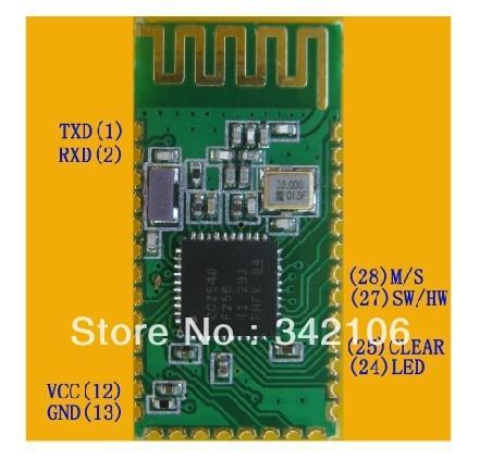 Free Shipping!  MBTV4 Bluetooth serial module Bluetooth 4.0 Bluetooth Low Energy BLE module sensor