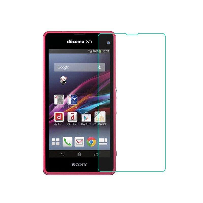 Para Sony Xperia Z1 Compact Z1 Mini Premium protector de pantalla de...