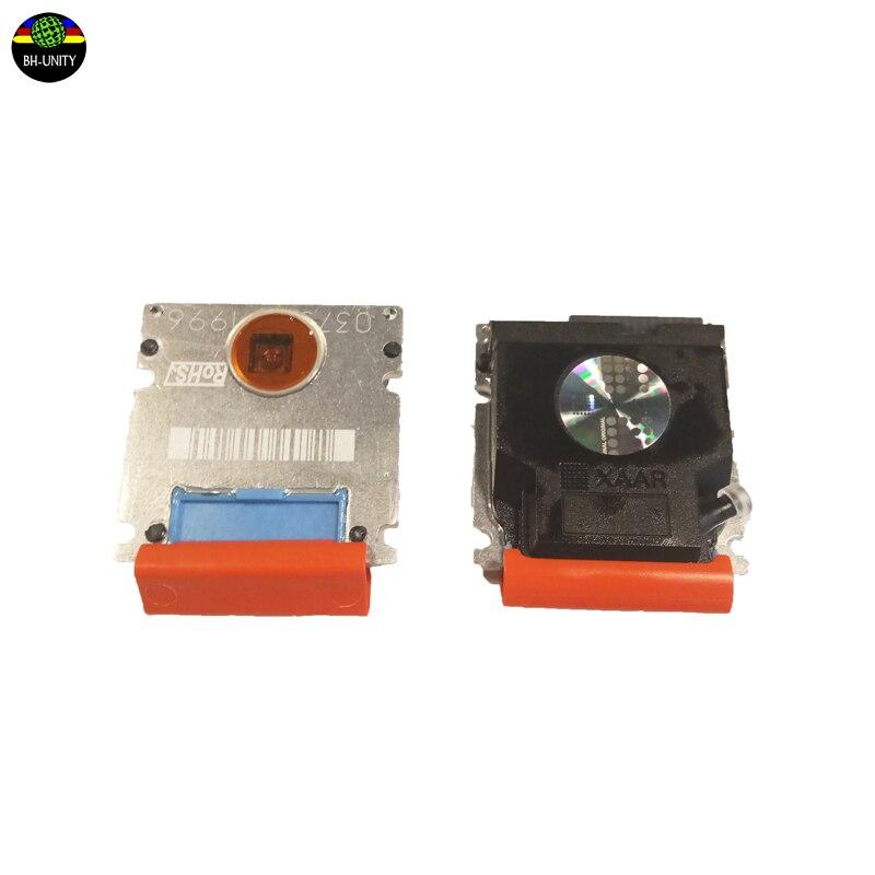 جديد Xaar 128 40PL 80PL رأس الطباعة (الأرجواني/الأزرق) 128 360 ديسيبل متوحد الخواص 40pl/200 ديسيبل متوحد الخواص 80pl رأس الطباعة ل Prima-HRC060 النافثة للحبر طابعة