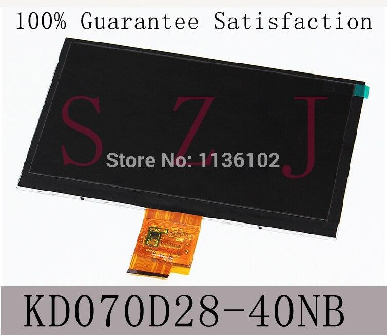 "Tela lcd 7 ""para tablet hp 7j-frete grátis"