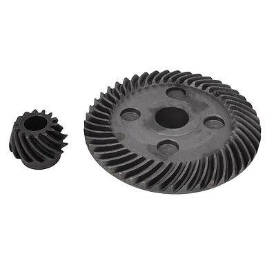 80mm Spiral Bevel Gear 26.5mm Pinhão Set para Hitachi 180 Angle Grinder