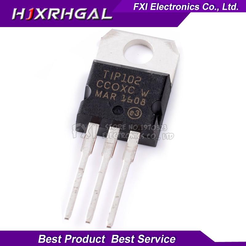 Transistor TIP102 TIP120 TIP122 TIP127 TIP142 TIP147 LM317T IRF3205 TIP142T TIP147T 10 Uds.
