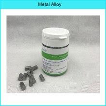 Liga de nicr dos materiais do técnico do laboratório dental sem berílio 10 kg
