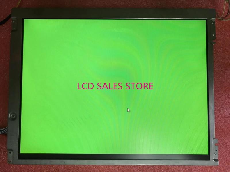 LQ121S1DG11 DISPLAY LCD TELA do MONITOR INDUSTRIAL de 12.1 POLEGADAS CCFL BACKLIHGT MADE IN JAPAN A + ORIGINAL 41 PINOS TFT
