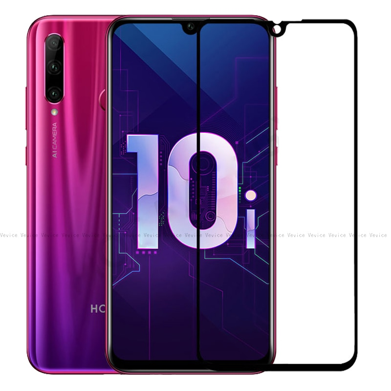 Gehärtetem Glas Für Huawei Honor 10i 20i 8X 8C 10 9 8 Lite 6C Pro V10 Spielen Volle Abdeckung Bildschirm protector Für Huawei Honor 8 X Film