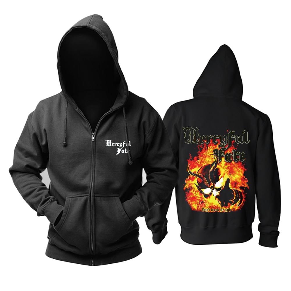 Толстовка с капюшоном Mercyful Fate Rock, куртка в стиле панк, Fire Demon sudadera chandal hombre, тренировочный костюм, толстовка