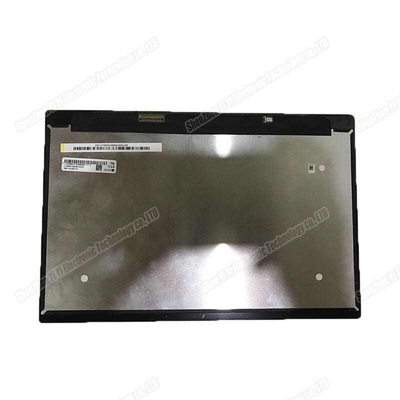 12.5 بوصة LCD LED شاشة عرض مصفوفة زجاج الجمعية ل Xiaomi مي دفتر الهواء ips شاشة NV125FHM-N82 30 دبابيس