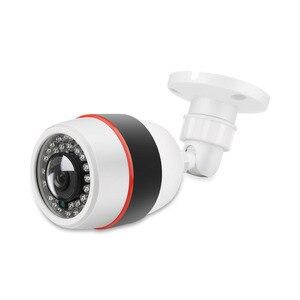2MP IP POE Camera CCTV Security 180 Degree 360 Degree Lens XMEye APP ONVIF Plastic Bullet Surveillance Outdoor Camera