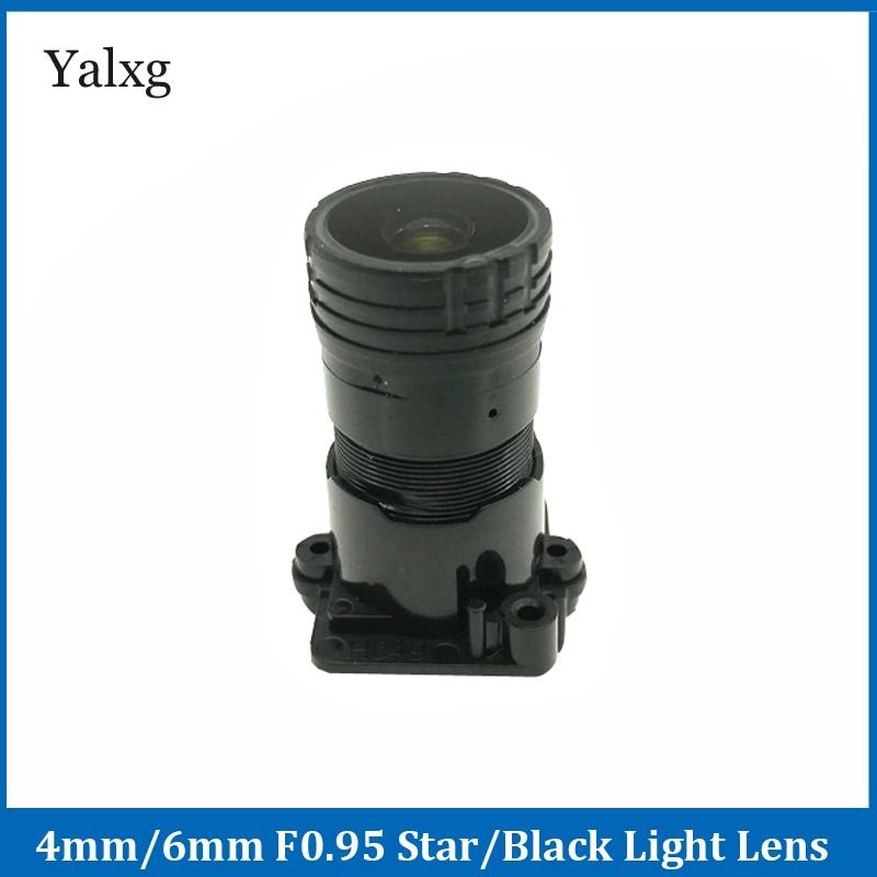 "Luces de estrella a todo Color F0.95 4mm/6mm 2MP 1/2. 7 ""especial para Sensor de imagen SONY IMX327/IMX307/IMX290/IMX291 placa PCB de cámara"