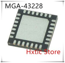 1 pièces MGA-43228-BLKG 43228 MGA43228 MAG-43228 IC PWR AMPLI 2.3-2.5 GHZ IC