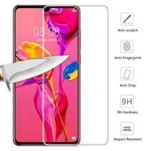 La pantalla de vidrio templado para Huawei P30 Lite P20 Pro amigo 20X P 10 Smart 2019 Y9 Y7 completa de vidrio para Huawei Honor 8X Max 10 9 8A