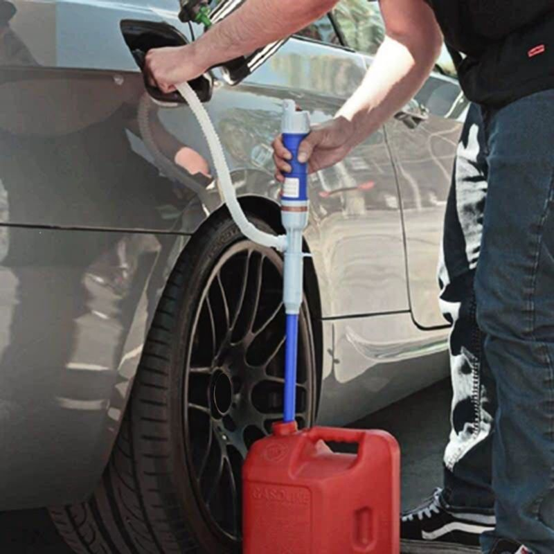 Water Pump Powered Electric Outdoor Fuel Transfer Suction Pumps Liquid Transfer Non-Corrosive Liquids enlarge