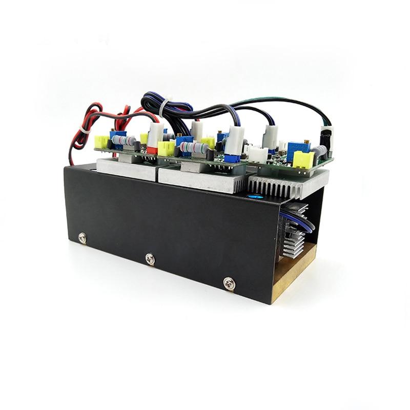 2 pcs lote 5w rgb dpss modulo laser de alta potencia diodos de laser para dj satge