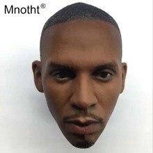 Mnotht 16 homme soldat tête sculpture modèle noir homme Humphrey Penny tête sculpter modèle jouets Collection figurine m3
