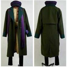 ¡NOVEDAD DE 1997! Disfraz de Cosplay de Anya, disfraz de uniforme, abrigo, atuendo, vestido para mujer