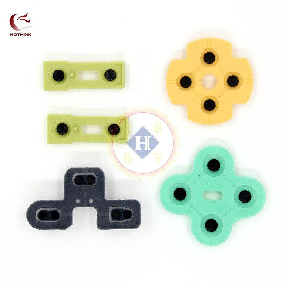 2 компл./лот Замена для PS2 контроллер D прокладки резиновый проводящий R L кнопка