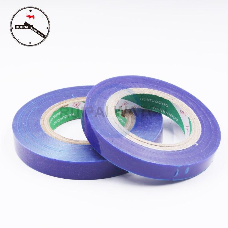 Venta al por mayor, 2 unids/lote, correa de reloj de alta calidad, hebilla de protección, película de reloj, pulsera, película protectora transparente para relojeros