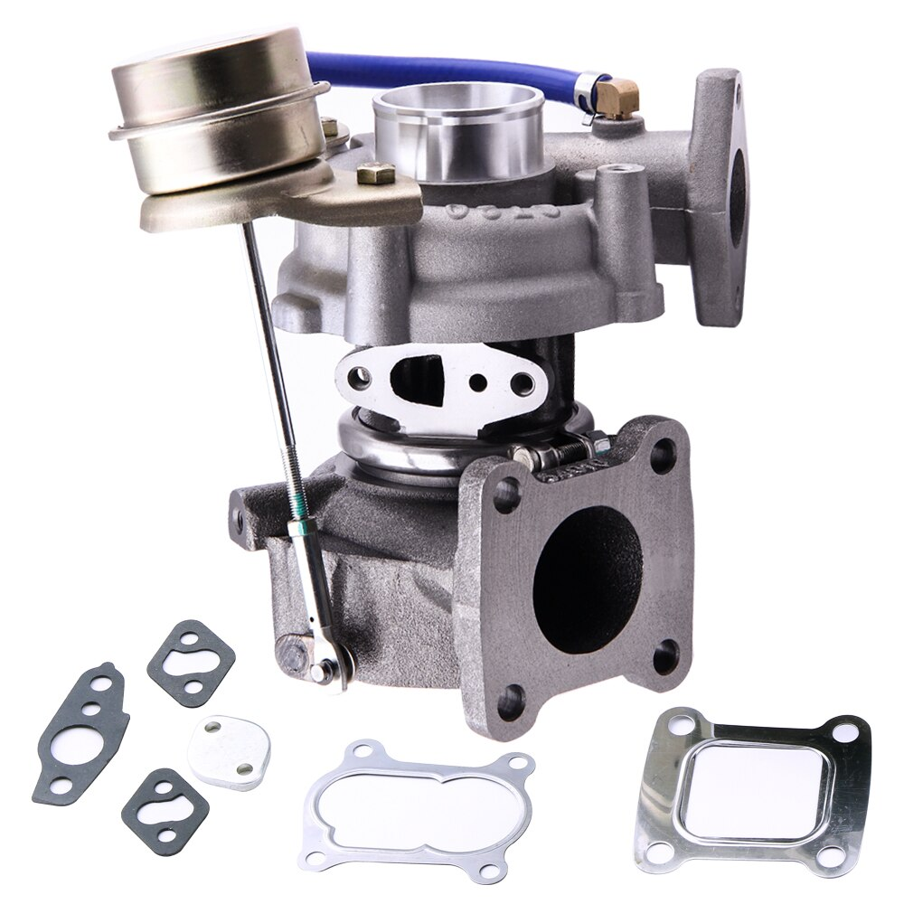 Turbocompresor CT20 para Toyota Landcruiser 4 Runner 2.4L 2L-T Turbo 17201-54030 para Hiace Hilux 2.4l turbina Turbolader equilibrado