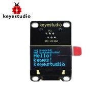 NEW!Keyestudio EASY Plug 128 x 64 OLED Display Module for Arduino STEAM