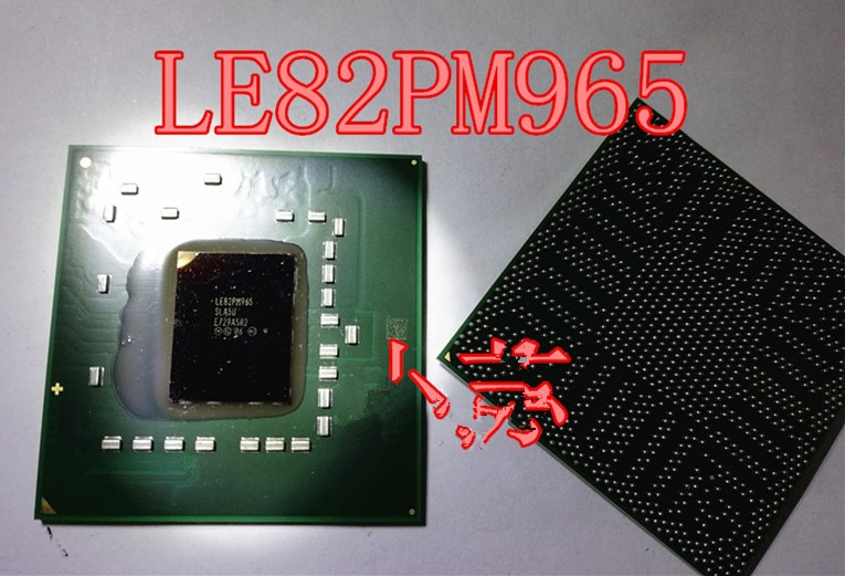 1 PCS 82PM965 CPU LE82PM965 SLA5U Novo e original