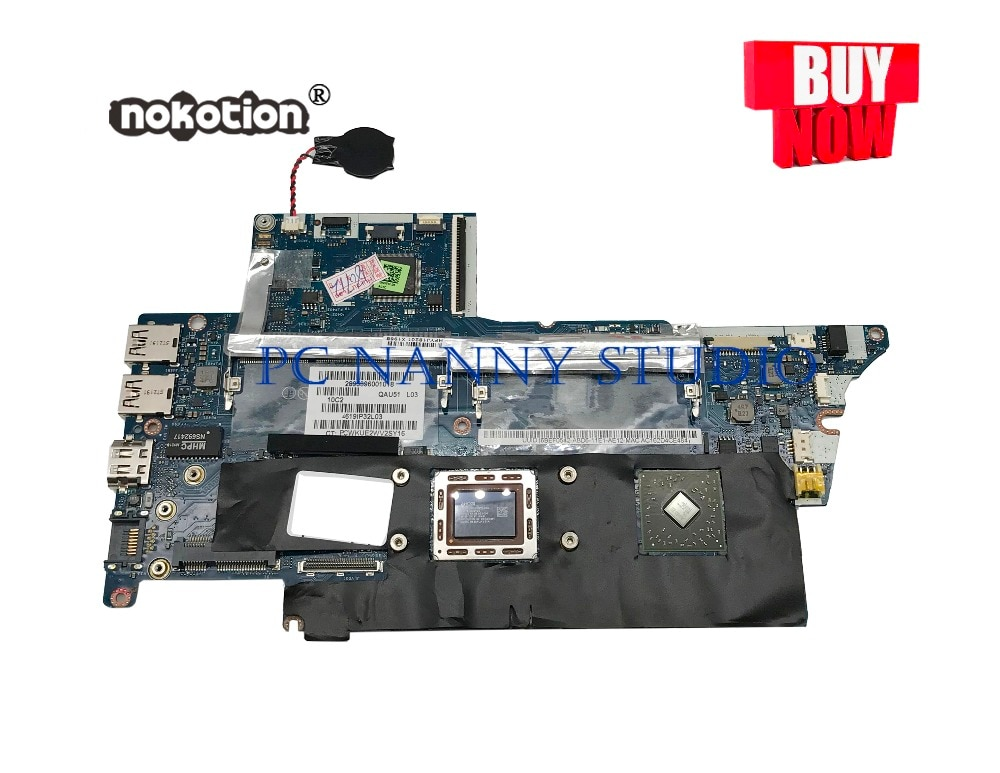 PANANNY 689157-001 LA-8731P ل HP الحسد 6 اللوحة المحمول A6-4455M DDR3 اختبار