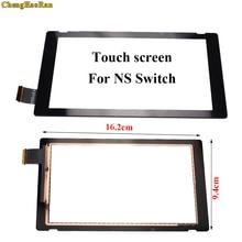 ChengHaoRan 10 шт. передняя внешняя линза ЖК дисплей для сенсорного экрана дигитайзер запасная часть для переключателя NS ЖК дисплей для сенсорного экрана дигитайзер