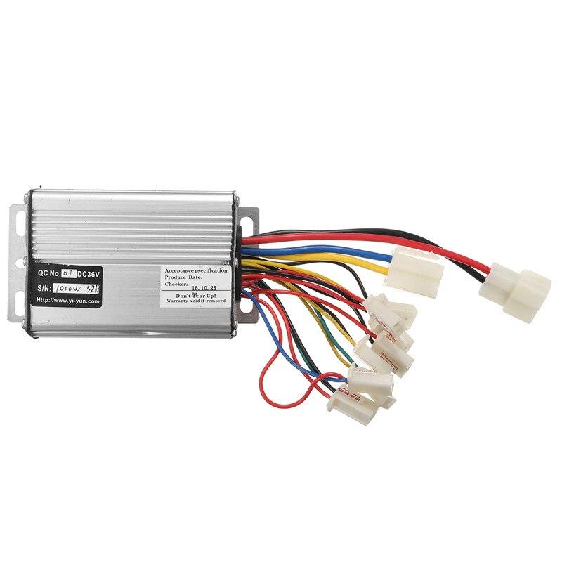 وحدة تحكم في سرعة محرك السكوتر الكهربائي ، 36 فولت ، 1000 واط ، للدراجة أو الدراجة ، أفضل سعر