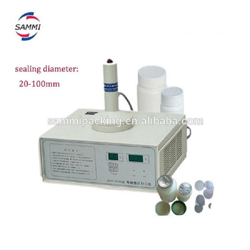 Cheapest professional aluminum foil sealing machine 20-100mm