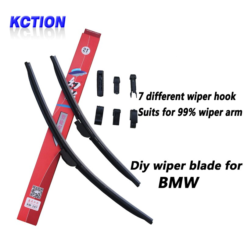 Car Windshield Wiper Blade For BMW 1 3 4 5 7 SERIES,F20,E46,E90,F30,F31,F01,E60,E61,X1 E84,X3 E83,X3 F25,X5 E53,X5 E70,X5 F15,Z4