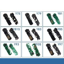 VIVO Y75A/S/L Y79 Y81S Y83 Y85 Y93A Y97 USB Lade Flex Kabel MIC Kopfhörer Jack Stecker buchse Stecker Motherbord Reparatur Teil