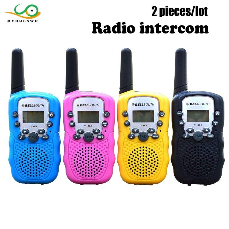 Interfono MYHOESWD para niños y bebés, imitación de juego, Walkie Talkie para policías, de juguete, al aire libre, para niños, Radio Telefónica, juguete para niños