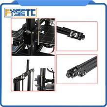 1Set Compleet 3D Printer Onderdelen Aluminium Profiel X-As Y-as Dual Z-Axi Synchrone Riem stretch Spanner Voor Ender-3