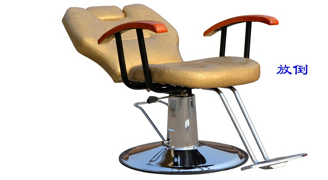 The barber chair.. Can be put down to lift hairdressing chair manufacturers selling haircut chair beauty bed T - 31502 коллектив авторов thriller 2 stories you just can t put down