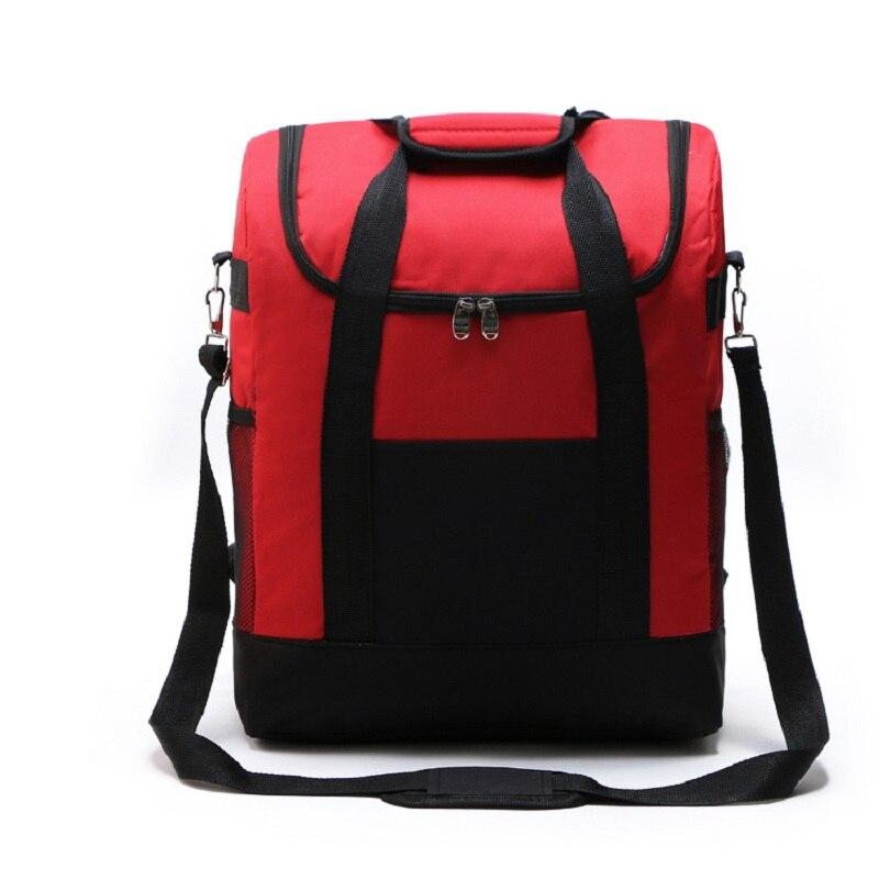22l unisex isolamento mochila viagem piquenique almoço térmico saco térmico saco de computador grande capacidade mochila viagem