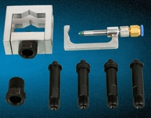 Универсальные дизельные инжекторные инструменты для инжектора топливного инжектора приспособление зажим ремонтные комплекты для инжектора Bosch и Denso