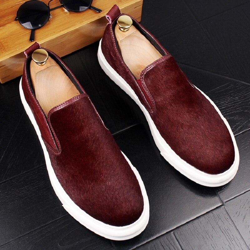 جديد سكاربي أومو cuoio chausديزل أون cuir لوكس أحذية رجالي بدون كعب مانين شوينن حذاء رجالي كاجوال