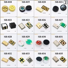 (2) 38 modelle Reparatur bord MIC mikrofon FÜR iPhone 7/7 plus/Nokia Lumia 503 N73/Huawei C5730 FÜR Samsung s6 rand ersatz