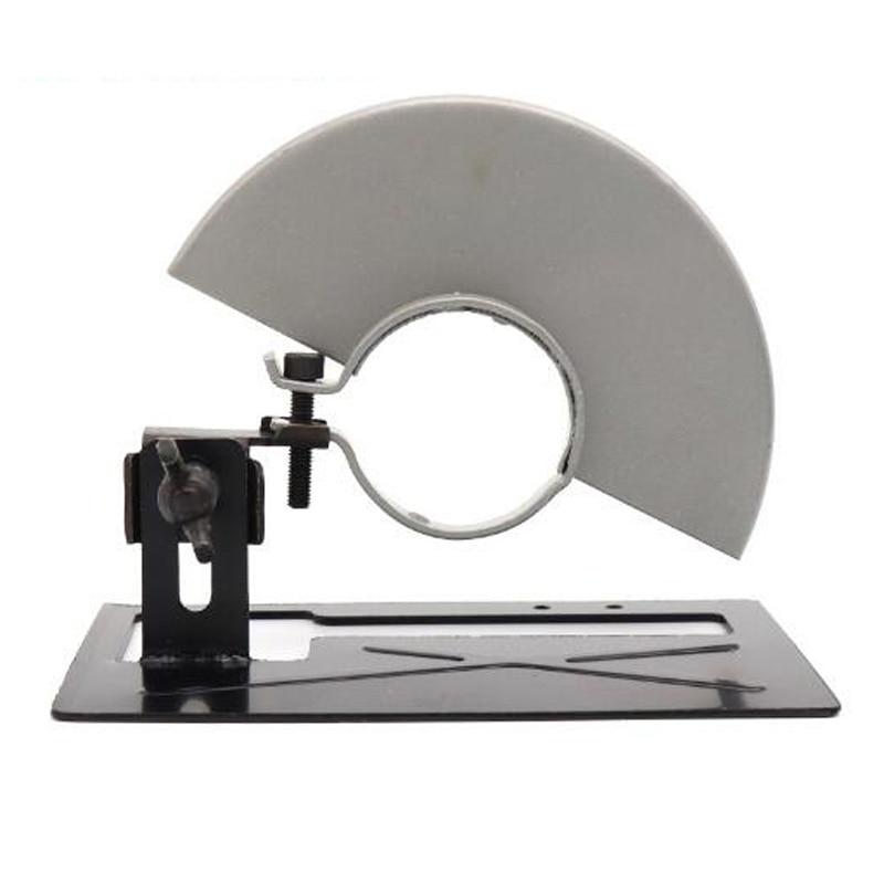 URANN Angle Grinder Conversion Cutting Machine Base Polishing Machine Cutter Holder Electrical Tools Accessories